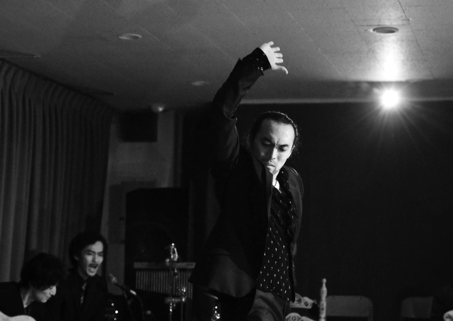 Flamenco Live en Marzo 2015 → Primero