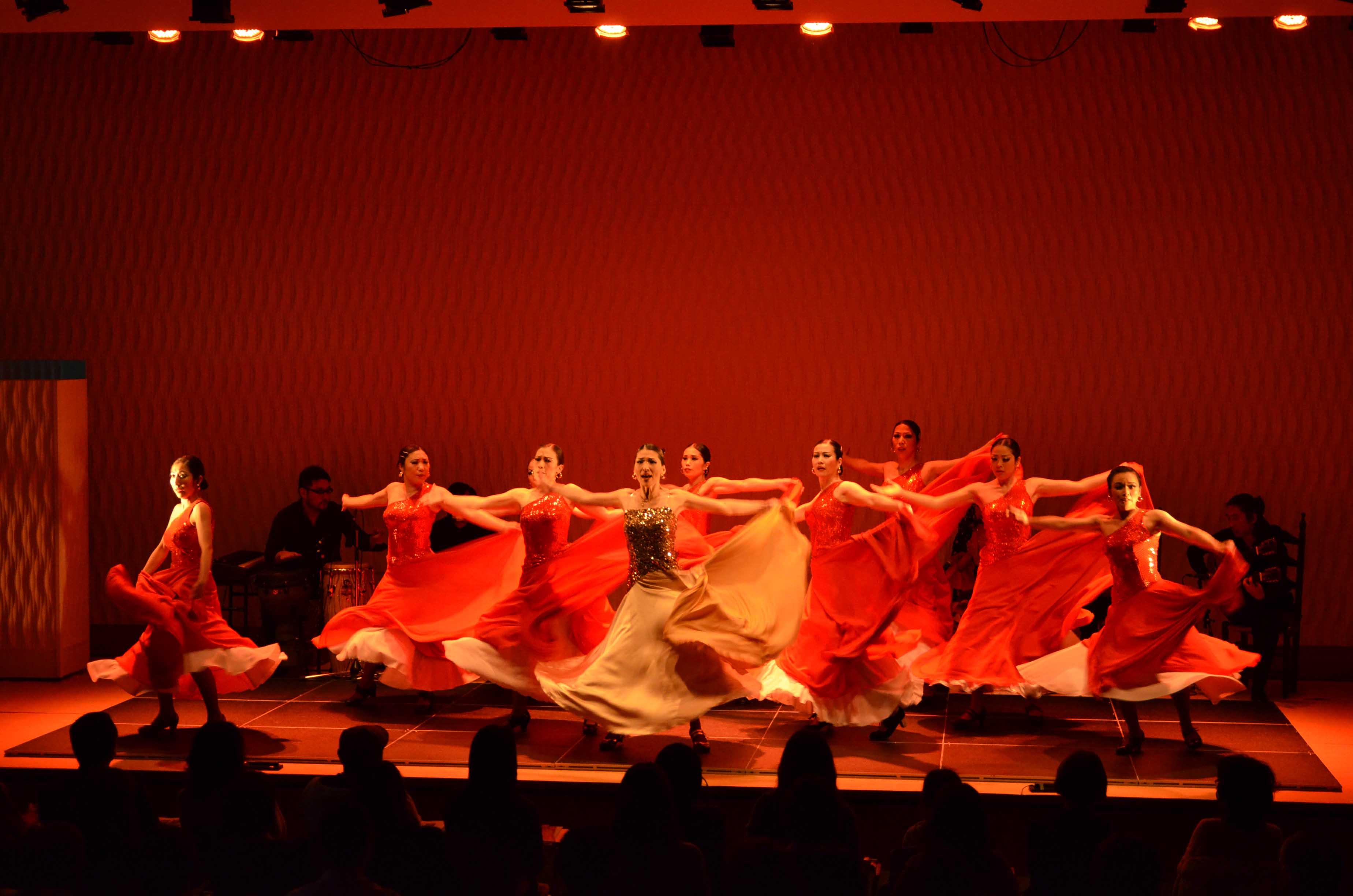 「音旅」第19便 魂の宿る歌と踊り フラメンコの世界 〜セントレアホール〜 2015/2/15