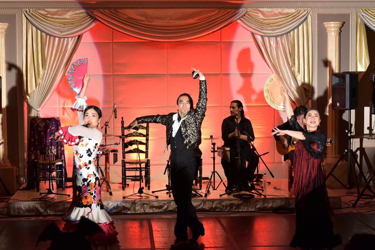 Flamenco Live en 聖ヨゼフ館 (2017/10/18)
