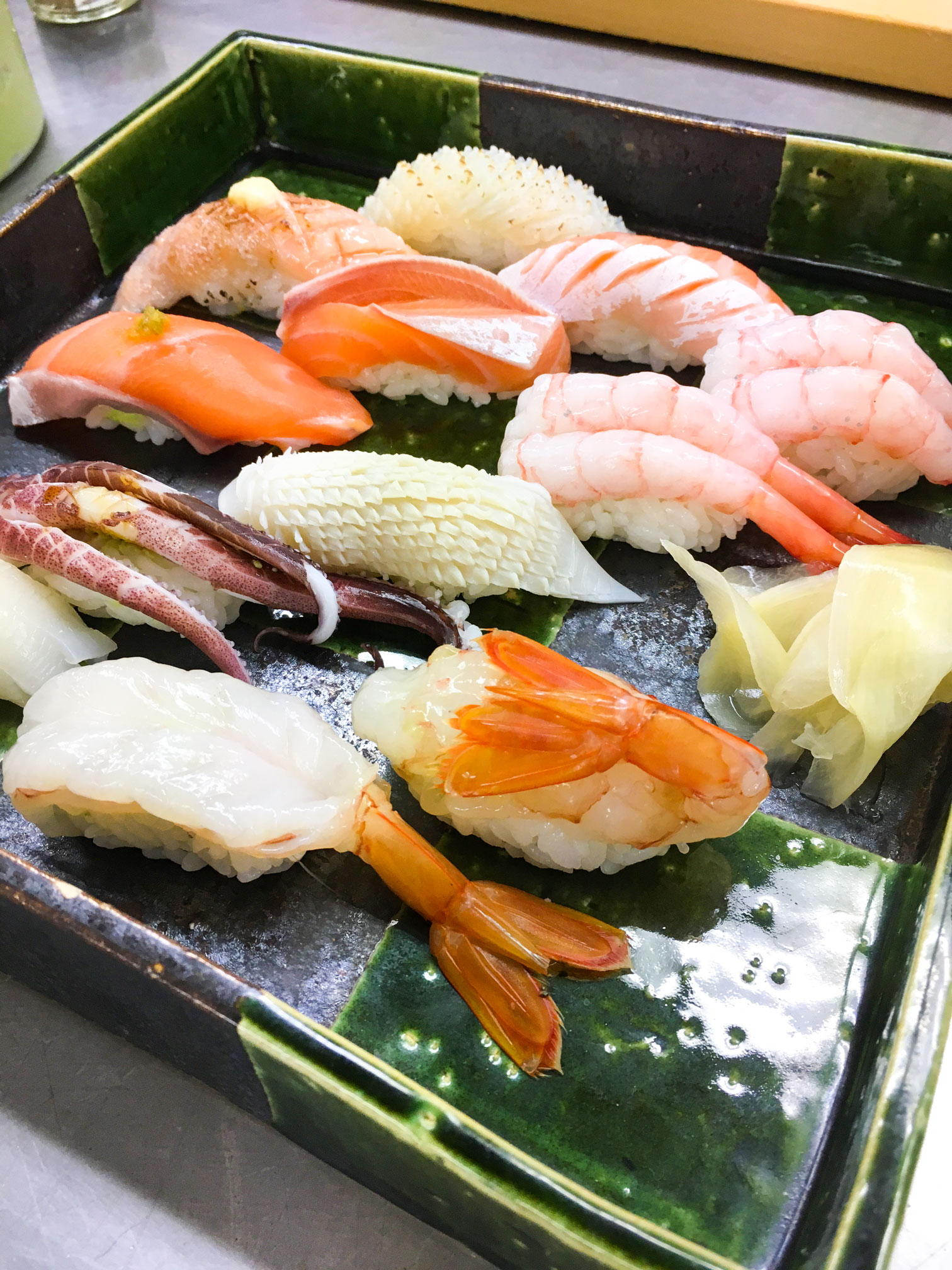 How to make edomae-sushi!