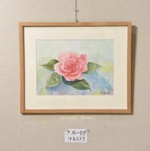 「大輪の薔薇」
