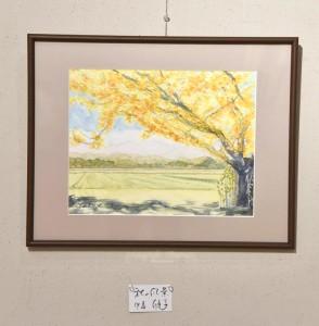 「秋の風景」