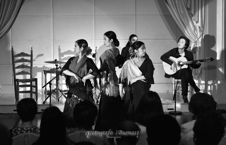 Flamenco Live en 聖ヨゼフ館 (2016/8/9)