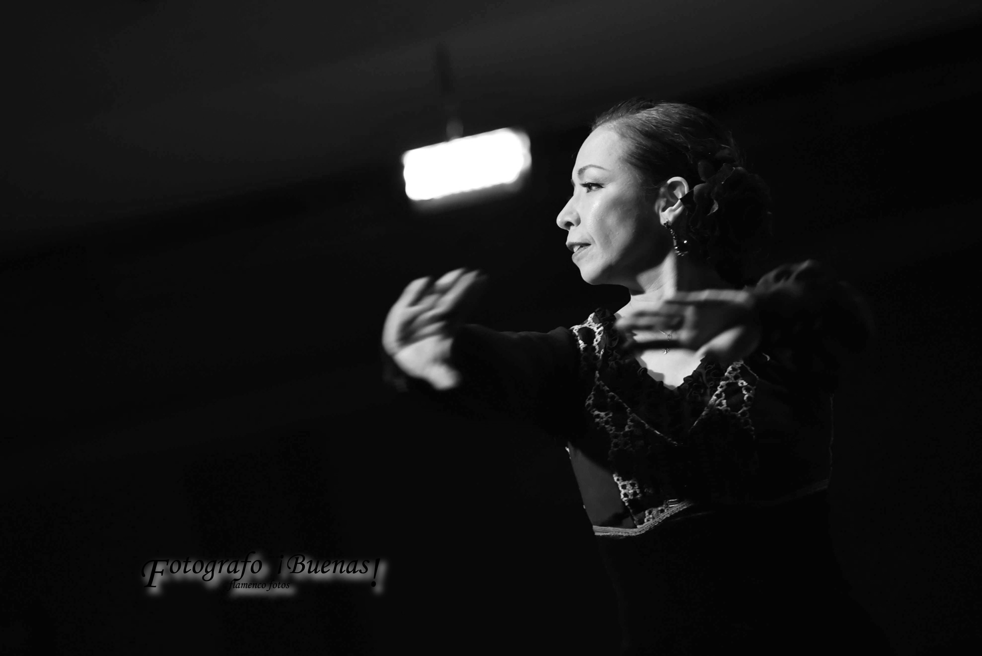 Flamenco studio Lazurita 発表会 (2016/9/25)
