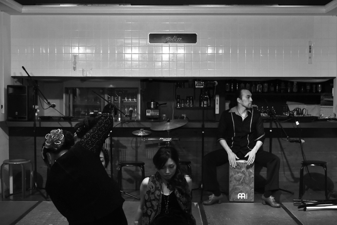 Flamenco Live in Juliett   (2016/12/3)
