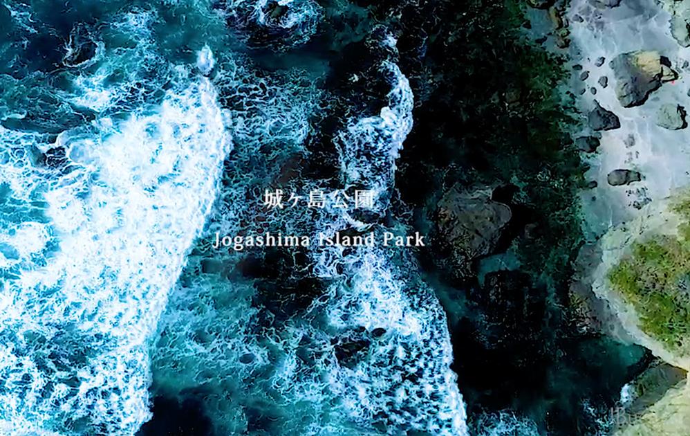 城ヶ島公園(Jogashima Island Park)Drone Movies